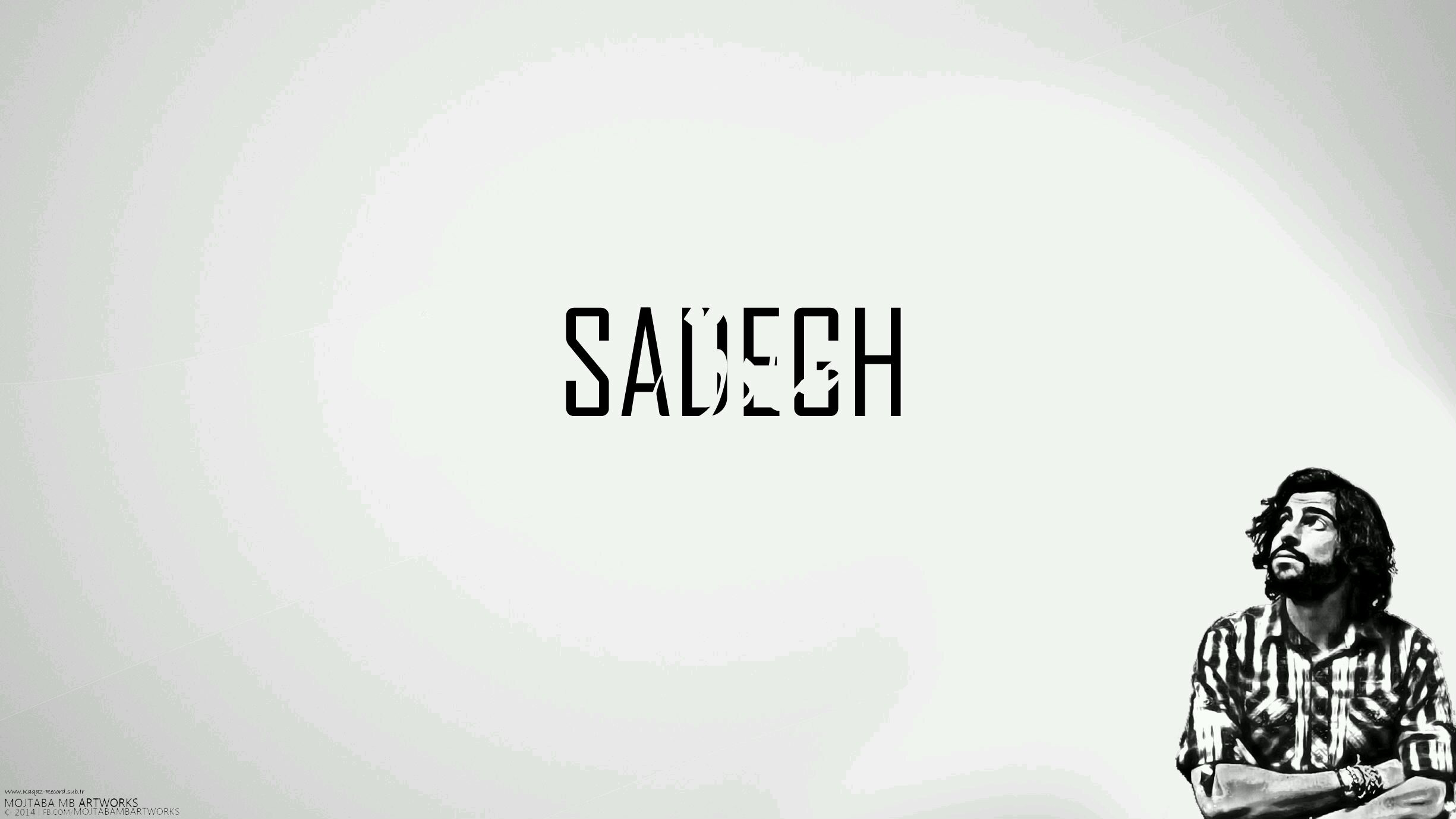 SadeGh Wallpaper 2