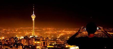 Tehran-Back