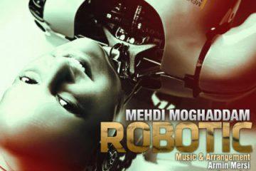 Mehdi Moghadam - Robotic