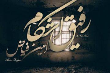 amin-fayyaz-rafighe-ashkam