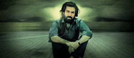 Saeed Modares-Man Hasasam-Back