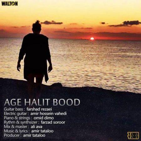 AmirTataloo-Age Halit Mishod