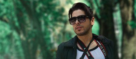 Ramin Bibak-Khahesh Back