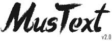 MusText | متن آهنگ ایرانی و خارجی logo